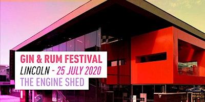 The Gin & Rum Festival - Lincoln - 2020