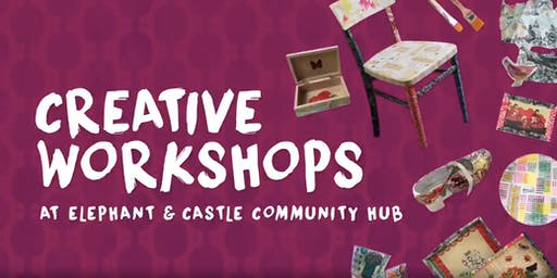 FREE Creative Workshops