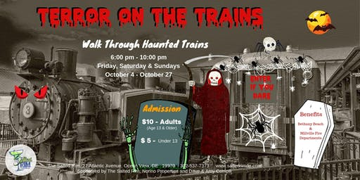 Terror on the Trains
