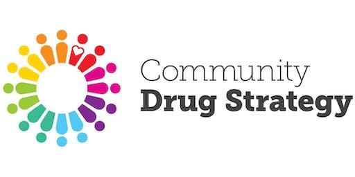 Community Drug Strategy Appreciation Luncheon