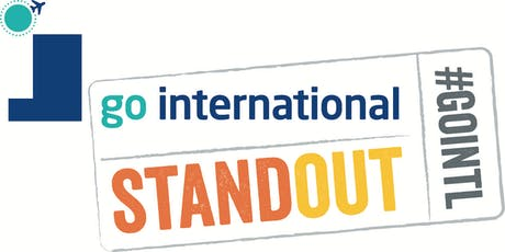 Northern Irish Go International: Stand Out Campaign Reception tickets