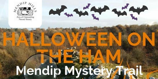 Halloween on the Ham - A family Mendip Mystery Trail