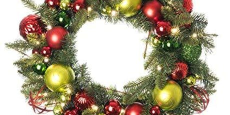 Christmas Wreath Workshop- Afternoon Class tickets