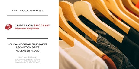 Chicago WPF Dress for Success Fundraiser and Donation Drive tickets