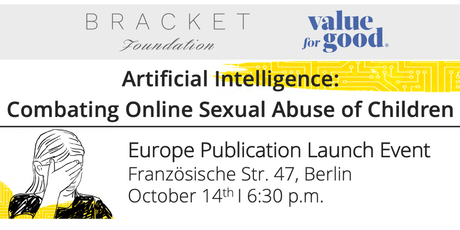 Artificial Intelligence Combating Online Sexual Abuse of Children tickets