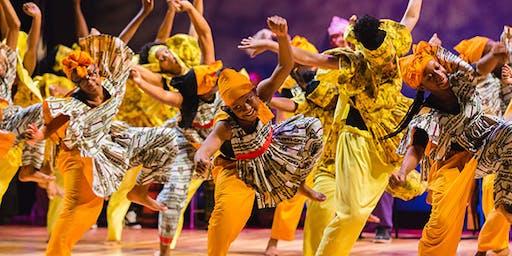 2nd Annual  Celebrate Africa Gala