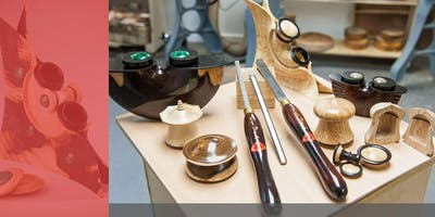 High Wycombe - Woodturning Boxes With Jason Breach