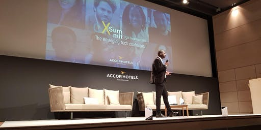 ConnectXSummit 3rd Edition : how explore new spaces ?