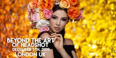 The Art Beyond Headshot - London