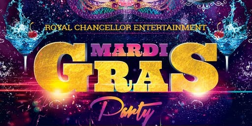 Royal Chancellor Entertainment  Mardi Gras Party