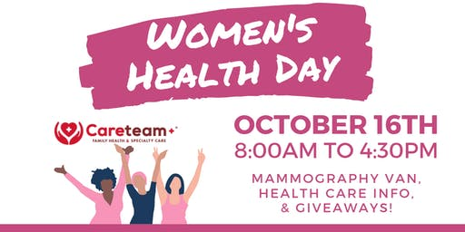Women's Health Day