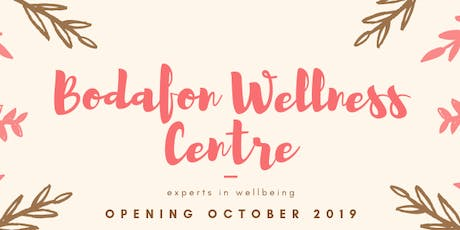 Bodafon Wellness Centre - Wake Up For Winter Open Day tickets