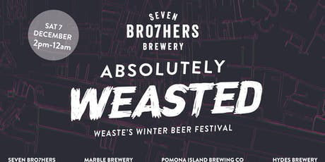 Absolutely Weasted Winter Beer Festival tickets