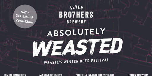 Absolutely Weasted Winter Beer Festival