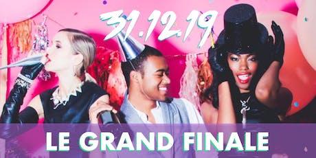 Le Grand Finale Tickets