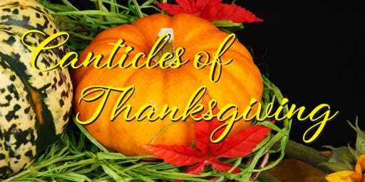 Connecticut Choral Society Presents Canticles of Thanksgiving