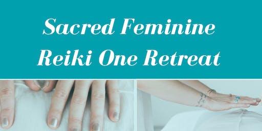 Sacred Feminine Reiki One 2 day Retreat