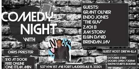 Comedy Night with Chris Priester at Next Door at C&I tickets