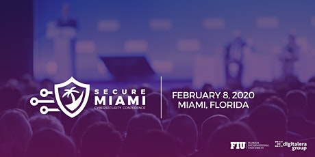 2020 Secure Miami Conference tickets