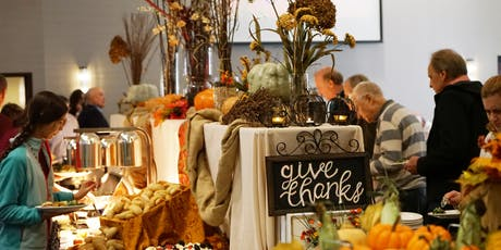 Thanksgiving Buffet at DoubleTree by Hilton Asheville - Biltmore tickets