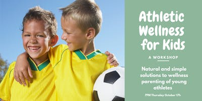 Athletic Wellness for Kids