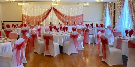 Bury Masonic Hall Wedding Show & Open Day tickets