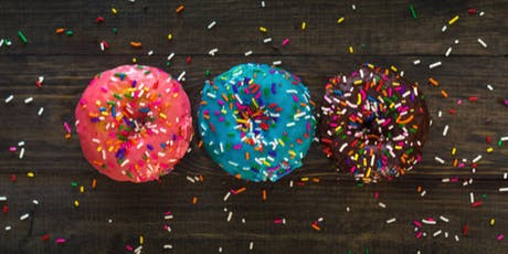 Donuts and Art for Sunday Brunch tickets