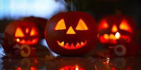 Halloween Networking Event tickets