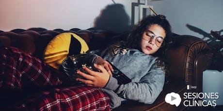 Insomnio infantil por malos hábitos entradas