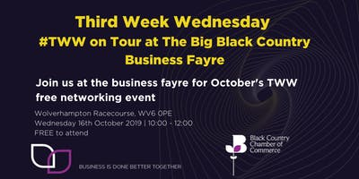 Third Week Wednesday - Business Networking - Free Wolverhampton Event
