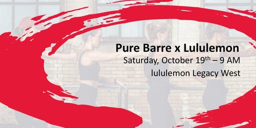 lululemon x Pure Barre North Plano