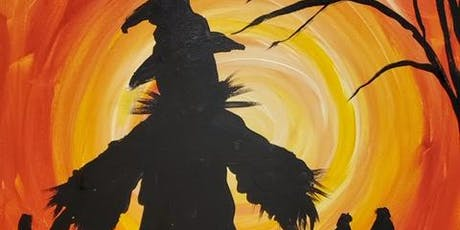 Halloween Scarecrow - Saturday, Oct. 26th, 7PM, $30 tickets