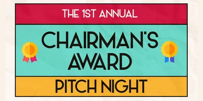 Chairmans Award Pitching Evening