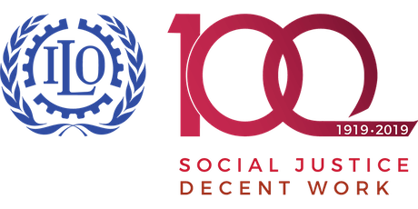 100 Years of the International Labour Organization tickets