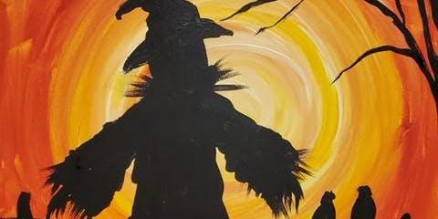 Halloween Scarecrow - Wednesday, Oct. 30th, 7pm, $25