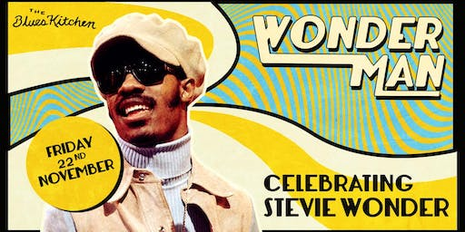 Wonderman: Celebrating Stevie Wonder