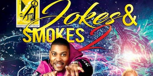 Jokes & Smokes II