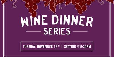 Orin Swift Wine Dinner at Cobalt