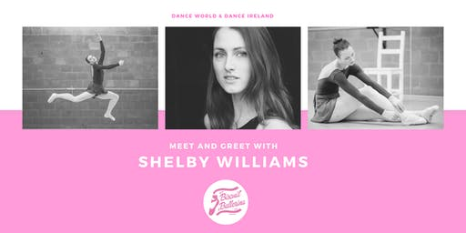 Meet and greet with Shelby Williams- Biscuit Ballerina