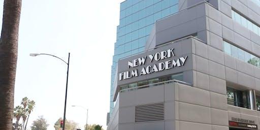 New York Film Academy visits OHS