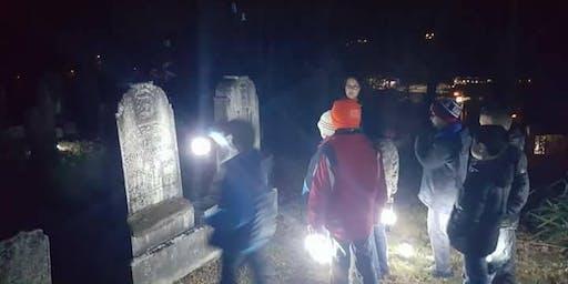 Cemetery Lantern Tour