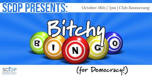 Bitchy Bingo with SCDP