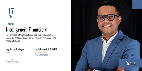 Charla: Inteligencia Financiera  tickets