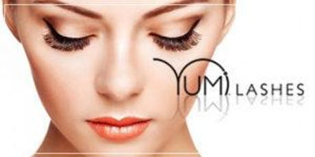 YUMI Lash Training with Kit - November 3rd tickets