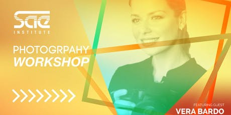 Photography workshop with Vera Bardo tickets