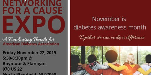 Networking Expo for a Cause (Fundraising Benefit for American Diabetes Association)