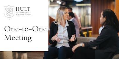 One-to-One Consultations in Madrid - Undergraduate