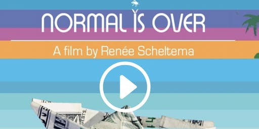 Normal is over - Save the Planet