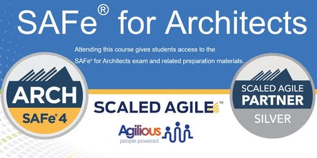 SAFe for Architects (ARCH) tickets