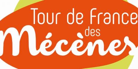 Tour de France des Mécènes billets